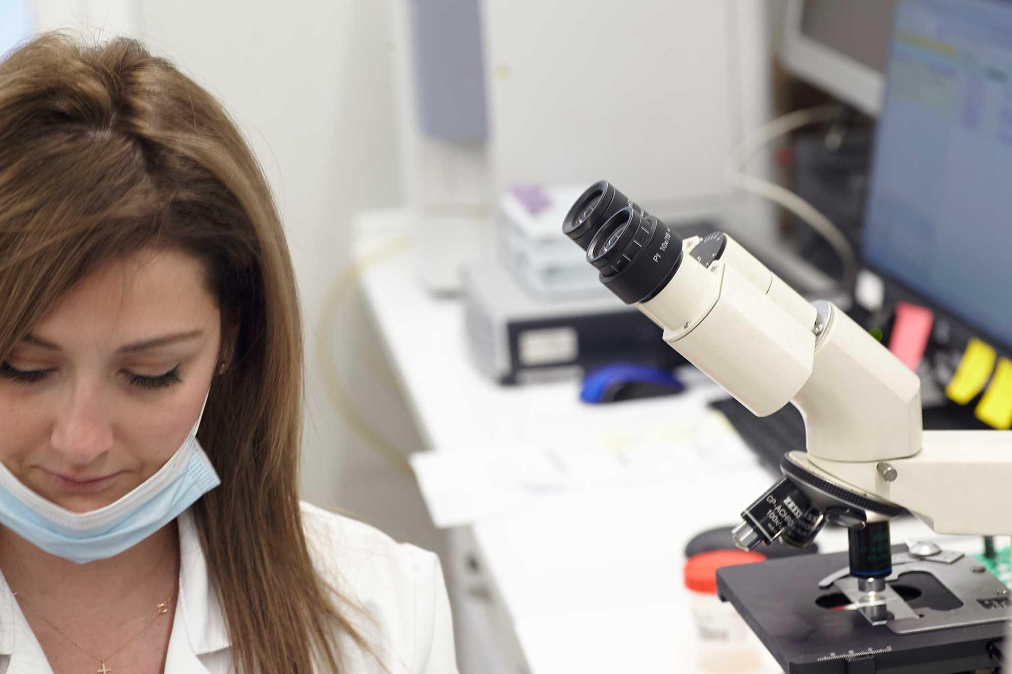 Αναστασία Λεοντιάδου Μητροπόλεως Τμήμα Μικροβιολογίας